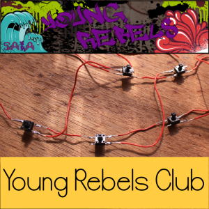 Young Rebels Club - Voorjaar 2016 - Sessie 4