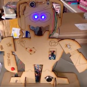 Digitaal maken: Hello Robot! - 14/03/2018 - 13+