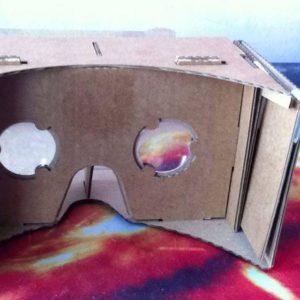 Digitaal maken: VR-bril maken - 27/09/2017 - 13+