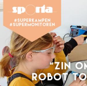 2018 Zomerkamp Wetenschap & Technologie - Tongerlo