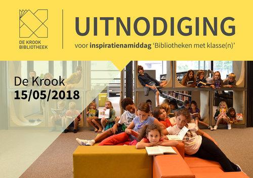 Inspiratienamiddag 'Bibliotheken met klasse(n)' - 2018-05-15