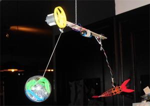 Kunstfabriek: Kinetische Sculpturen - das Kunst - 15-19 april Gentbrugge
