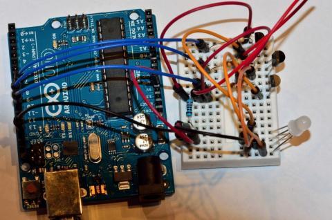 Digitaal Maken 02/04: Introductie tot Arduino - De Krook