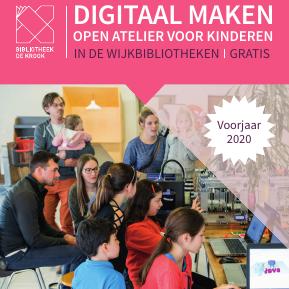 Gratis Open Atelier Bibs Gent - Maandelijks 25 apr - Bloemekenswijk