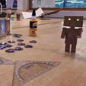 Herfstkamp Mini Makers 3-6 Nov