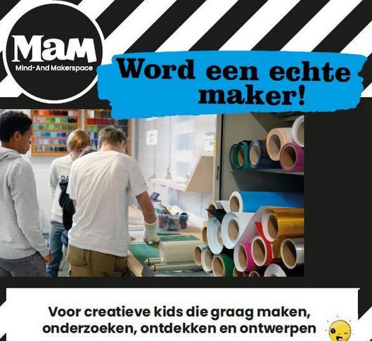 Wordt Maker - Brugge - 12/09