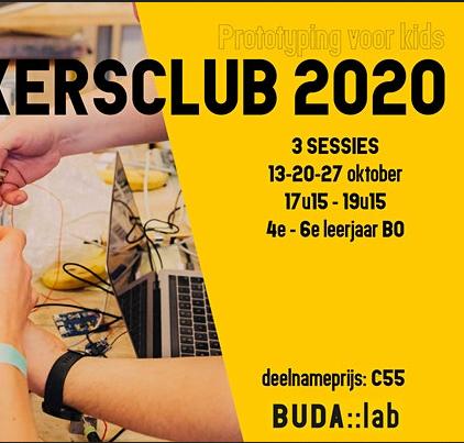 Jonge Makers Club Kortrijk - 3x 13/10