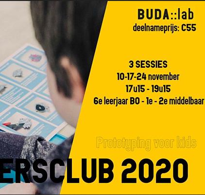 Jonge Makers Club 11+ Kortrijk 3x 10/11