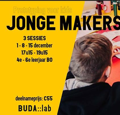Jonge Makers Club Kortrijk 3x 1/12