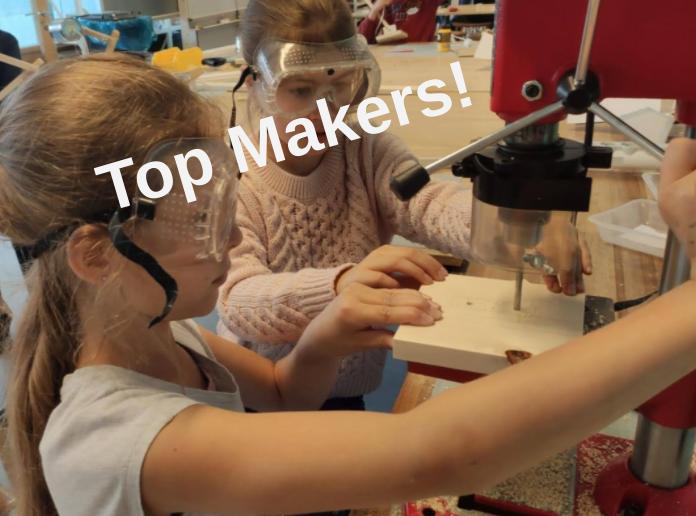 Makers wereld, vanaf 1ste lj,  5-9 jul, Drongen