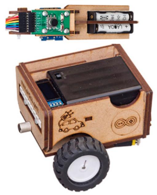 WiFi Robot bootcamp, 12j, Pasen, Gent - COVID: 13-