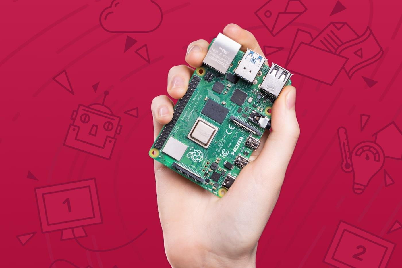Python & Raspberry Pi voor Makers, 15+, minireeks vanaf 9/06/2021